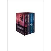 Divergent Series Box Set (Books 1-4)