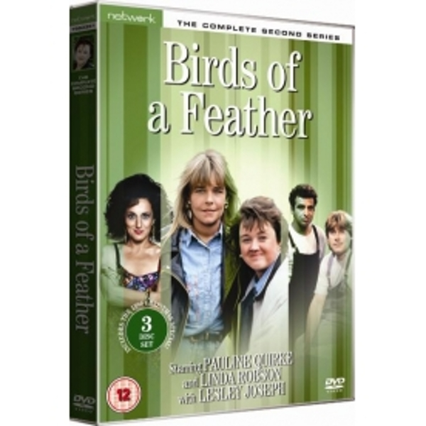 Birds of a Feather - The Complete Second Series DVD