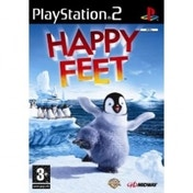 Ex-Display Happy Feet Game PS2 Used - Like New