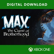 Max The Curse Of Brotherhood Xbox One Digital Download Game