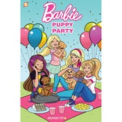 Puppy Party Barbie Puppies Graphic Novels Series 1 Hardcover