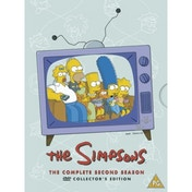 The Simpsons - Season 2 DVD