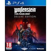 Wolfenstein Young Blood Deluxe Edition PS4 Game (Pre-Order Bonus Pre-Order Bonus)