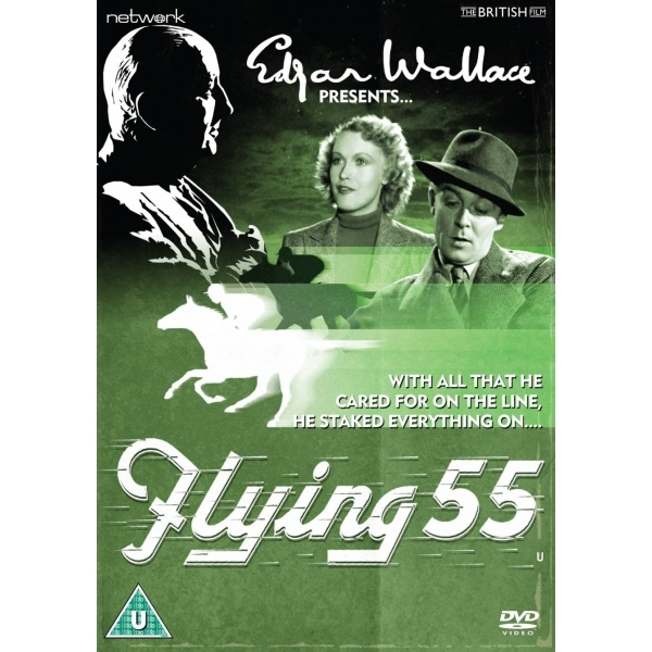 Edgar Wallace Presents: Flying 55 DVD