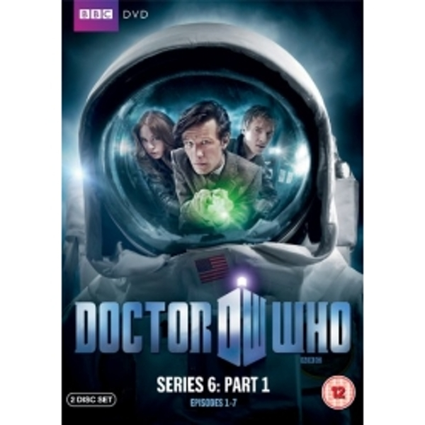 Doctor Who Series 6 Part 1 DVD