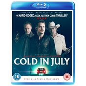 Cold In July Blu-ray