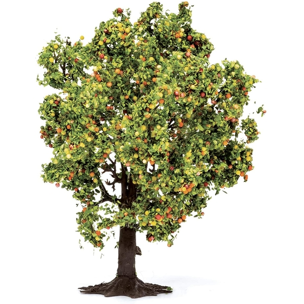Apple Tree With Fruit Hornby Model Accessory