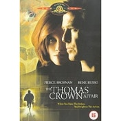 The Thomas Crown Affair DVD