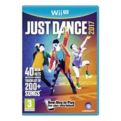 Just Dance 2017 Wii U Game [Used - Like New]