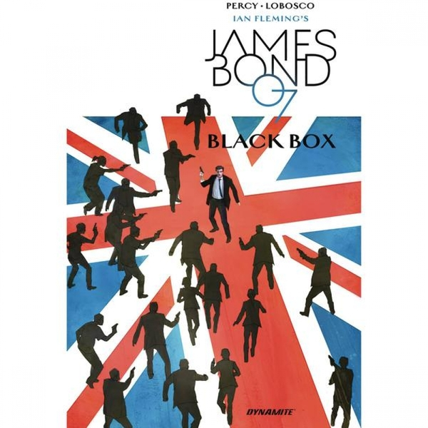 James Bond  Black Box Hardcover
