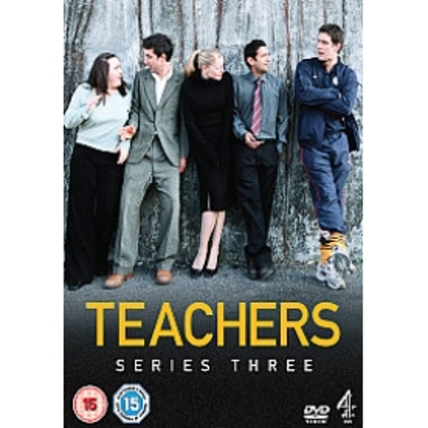 Teachers - Series 3 DVD