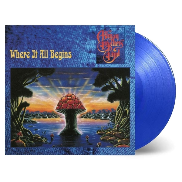 Allman Brothers Band - Where It All Begins Coloured  Vinyl