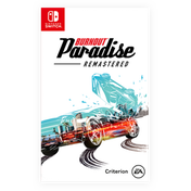 Burnout Paradise Remastered Nintendo Switch Game