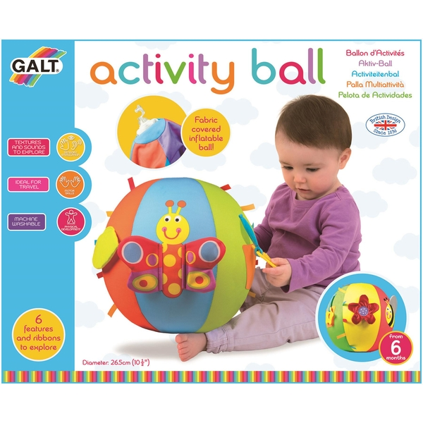 Galt Toys - Activity Ball