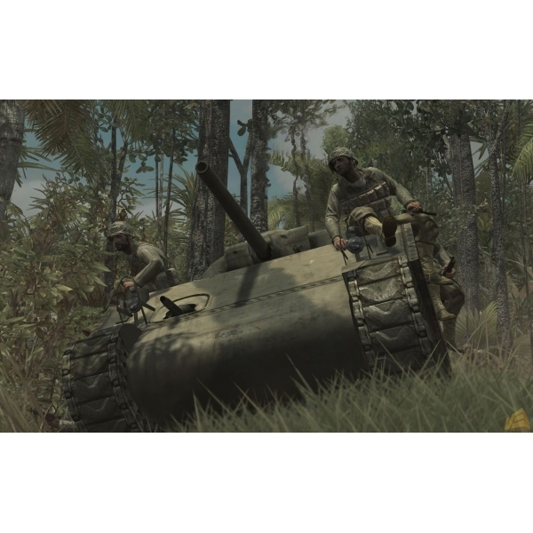 Call Of Duty 5 World At War Game (Classics) Xbox 360 - Image 2