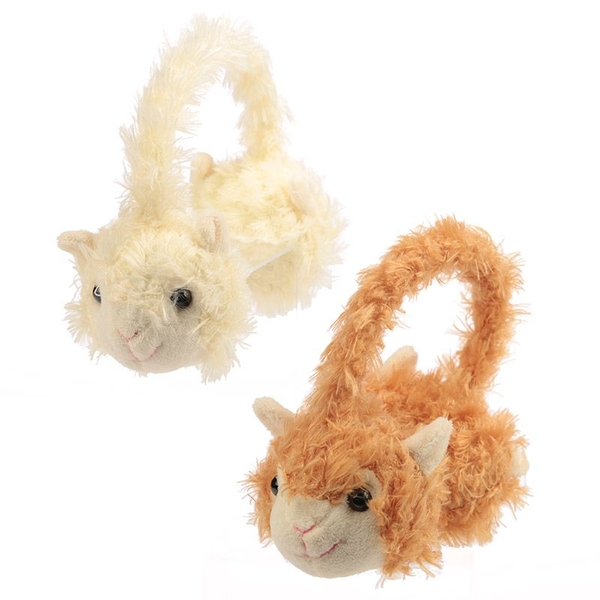 Plush Llama Earmuff (1 Random Supplied)
