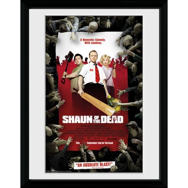 Shaun of the Dead Collector Print