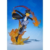 Sabo Fire Fist (One Piece) SH Figuarts Bandai Action Figure