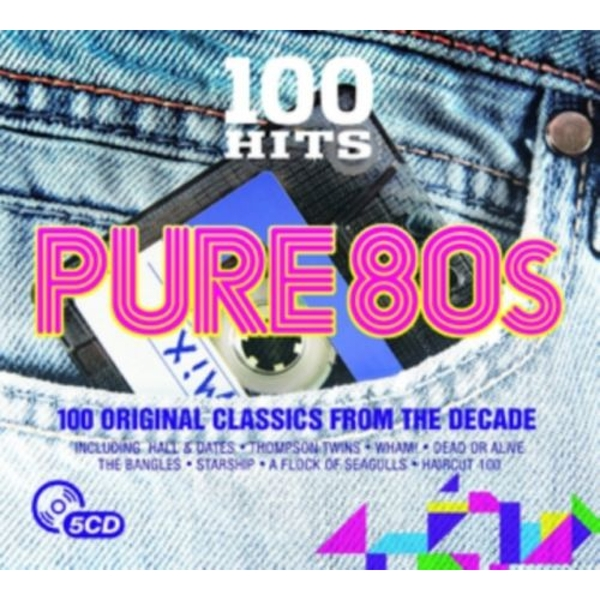 100 Hits Pure 80S - Various Artists CD