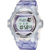 Casio BG169R-6ER  Baby-G Watch Purple