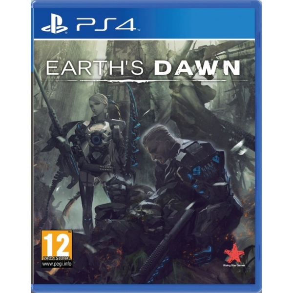 Image of Earths Dawn PS4 Game