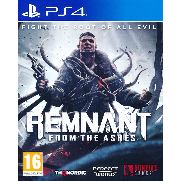 Remnant From the Ashes PS4 Game