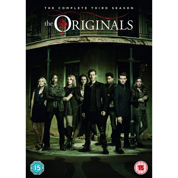 The Originals - Season 3 DVD