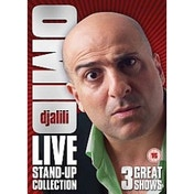 Omid Djalili Live Collection DVD
