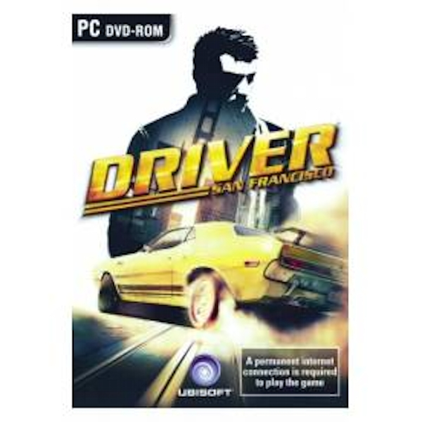 Driver San Francisco Game PC - Image 1
