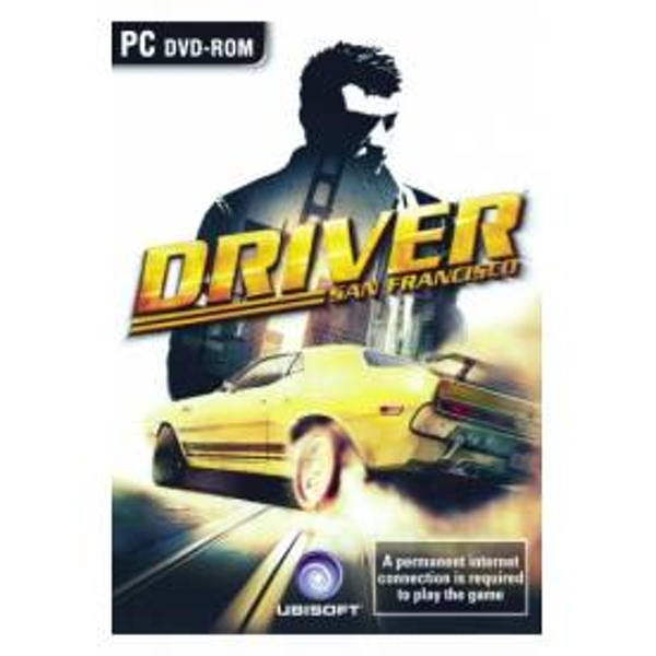 Driver San Francisco Game PC