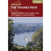 The Thames Path by Leigh Hatts (Paperback, 2016)