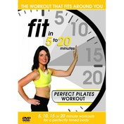 Fit in 5 to 20 Minutes - Perfect Pilates Workout DVD