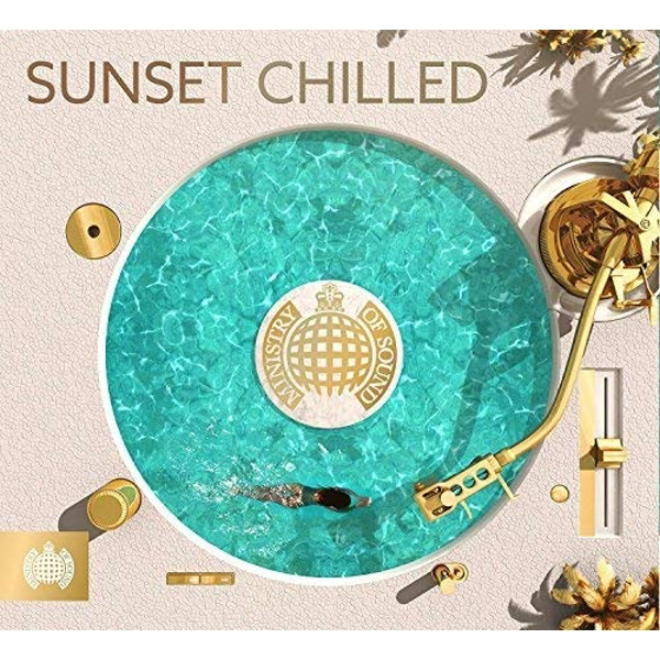Ministry Of Sound Sunset Chilled CD