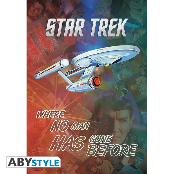 Star Trek - Mix And Match Maxi Poster