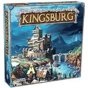 Kingsburg Board Game (2017 Edition)