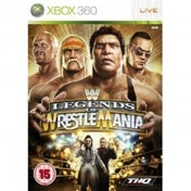 Ex-Display WWE Legends Of Wrestlemania Game Xbox 360 Used - Like New