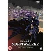 nightwalker collection DVD