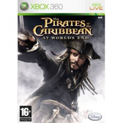 Pirates Of The Caribbean 3 At Worlds End Game Xbox 360