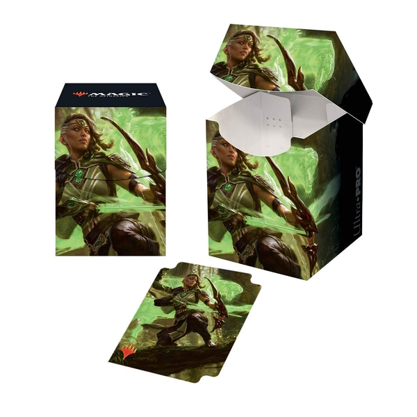 Ultra Pro Magic The Gathering: Core Set 2020 M20 PRO 100+ Deckbox - Vivian