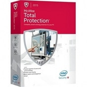 McAfee Total Protection 2015 3 Users 1 Year CD Key Download