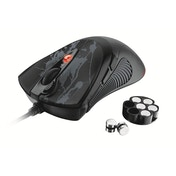 Trust GXT 31 Gaming Mouse for PC Black