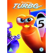 Turbo (2018 Artwork Refresh) DVD