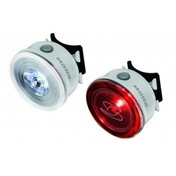 Sigma Mono 0.5W White Front And Rear Light