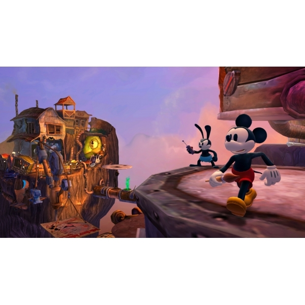 Disney Epic Mickey 2 The Power of Two Game Wii U - Image 6