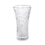 Crystal Glass Flower Vase | M&W Short