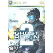 Tom Clancys Ghost Recon Advanced Warfighter 2 Game Xbox 360