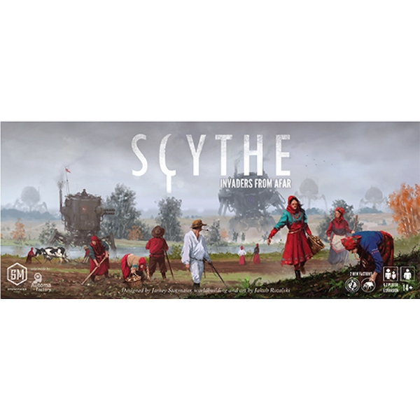 Scythe Invaders from Afar - Image 2