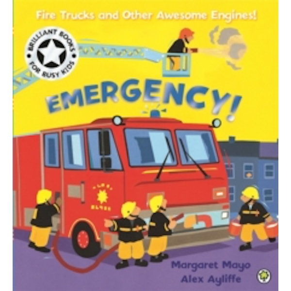 Emergency by Margaret Mayo (Paperback, 2003)