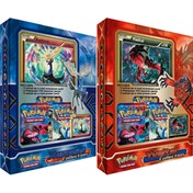 Pokemon TCG Xerneas or Yveltal Collection Box