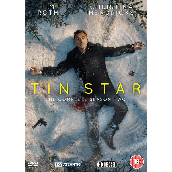 Tin Star: Season 2 DVD